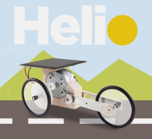 Helio, the solar car