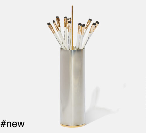 porte crayons pencil vase