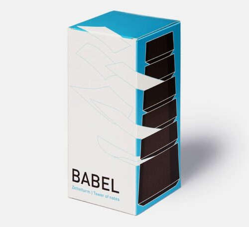 Babel (card holder)