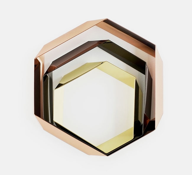 Hexagon Trivets