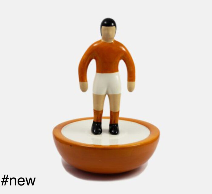 BEAMALEVICH Netherlands Football Statue – 30 cm Ceramic player