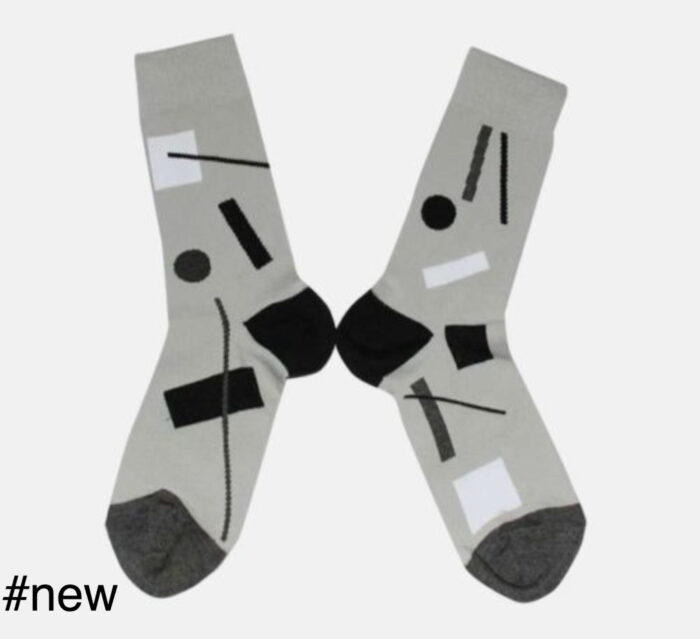 suprematist socks