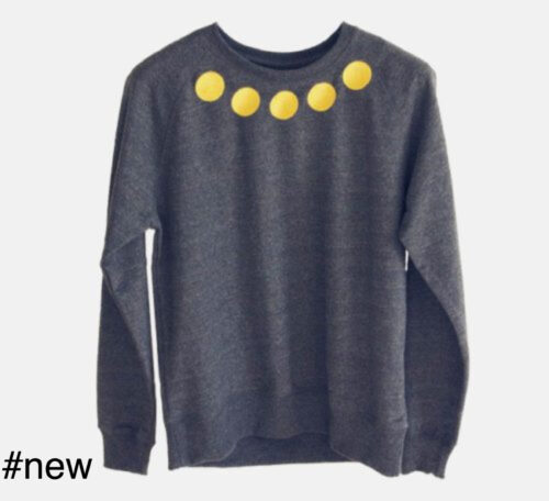 big dots jumper