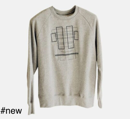 rectangles sweater cotton