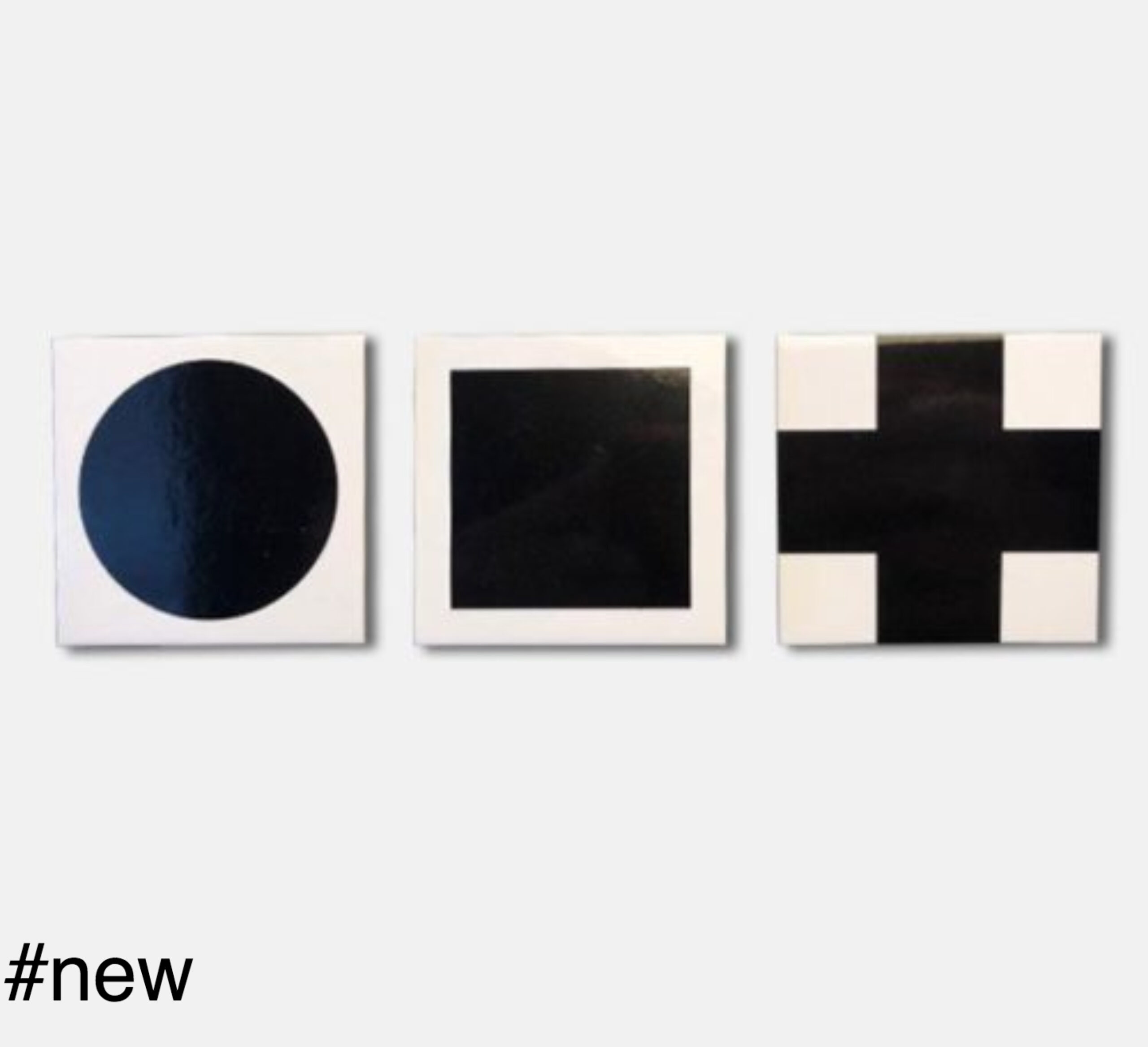 suprematist brooches