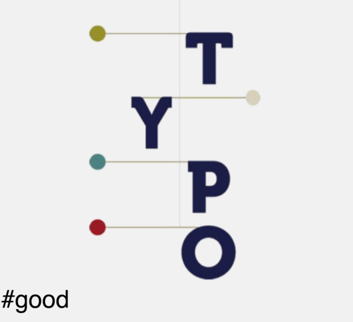 typo letter mobile livingly