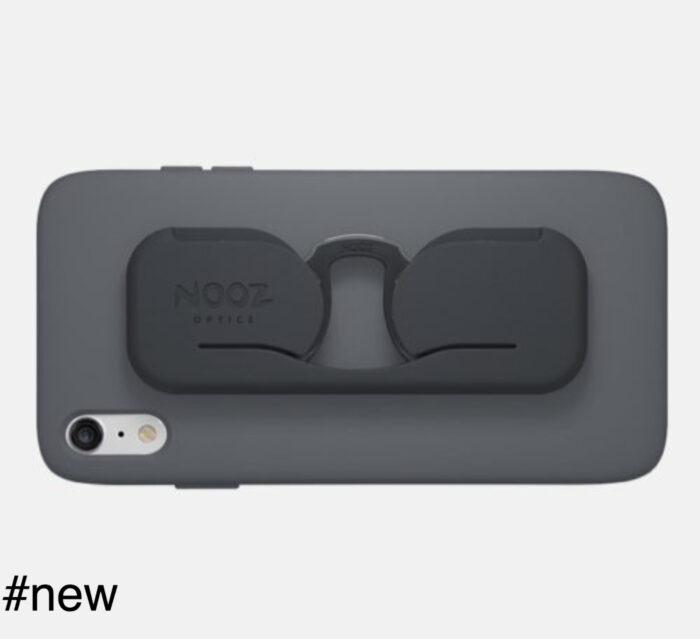 nooz optics smartphone case eyeglasses black