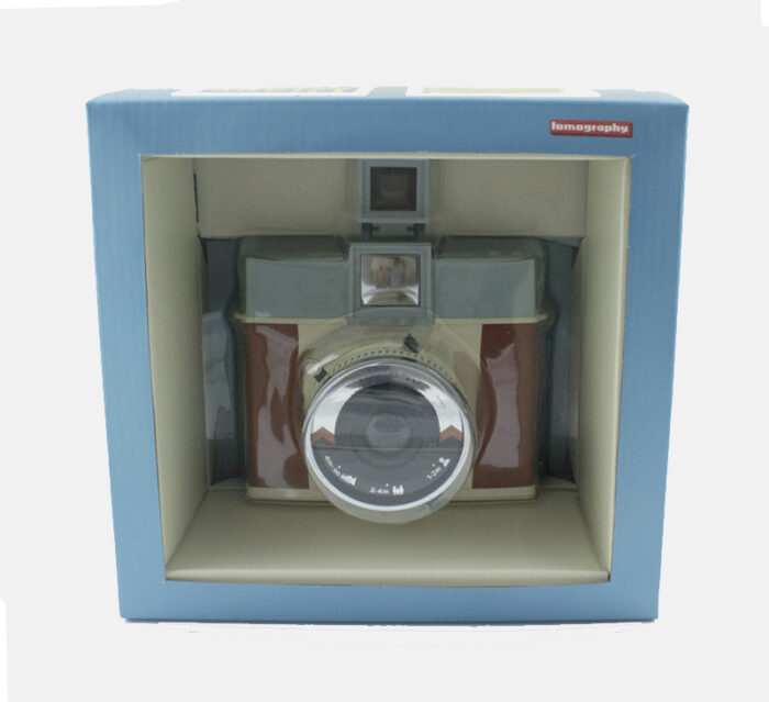 Diana Instant Square Camera - Adriano Edition