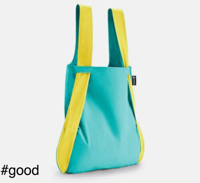 notabag mint yellow