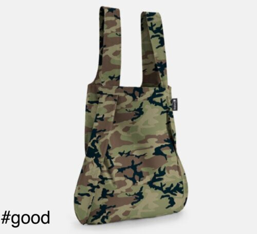 notabag camouflage