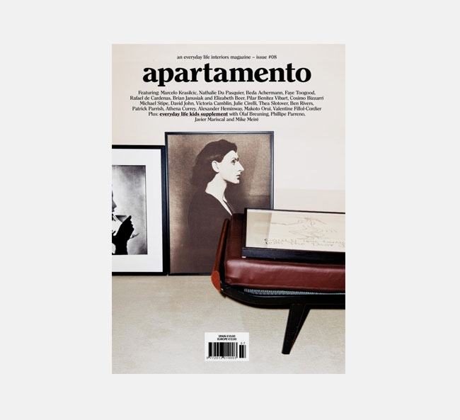 APARTAMENTO MAGAZINE - Issue 8