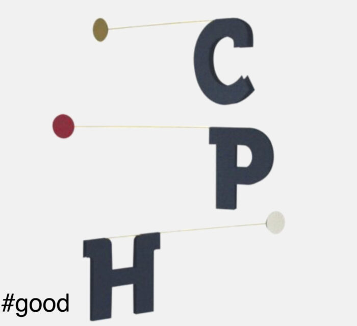 cph livingly mobile letters