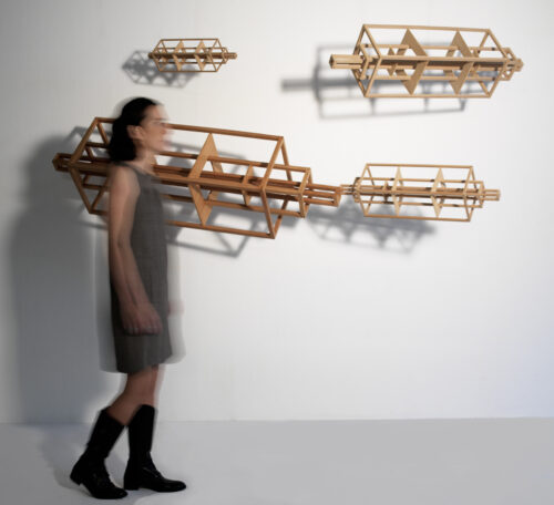 Gustav Klutsis – Giant Spatial Construction Sculpture