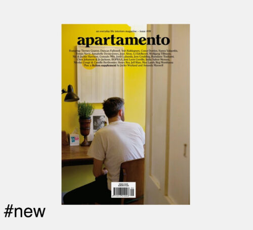 apartamento magazine issue 9