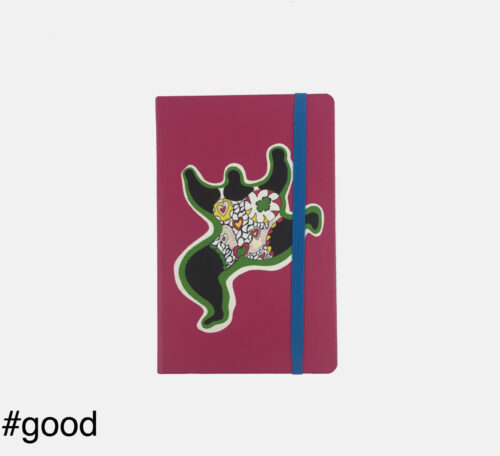 leaping nana notebook niki saint phalle