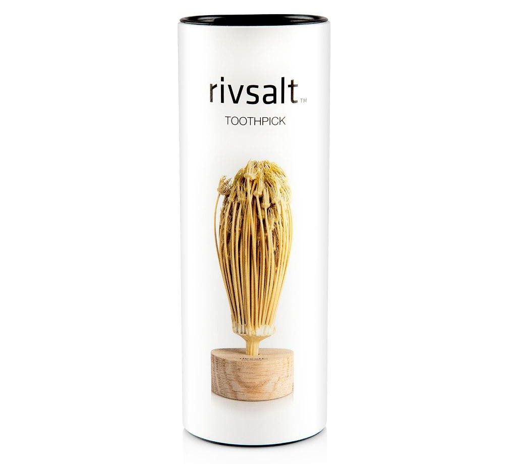 Natural Moroccan Toothpick flower - Teeth cleaning plant
