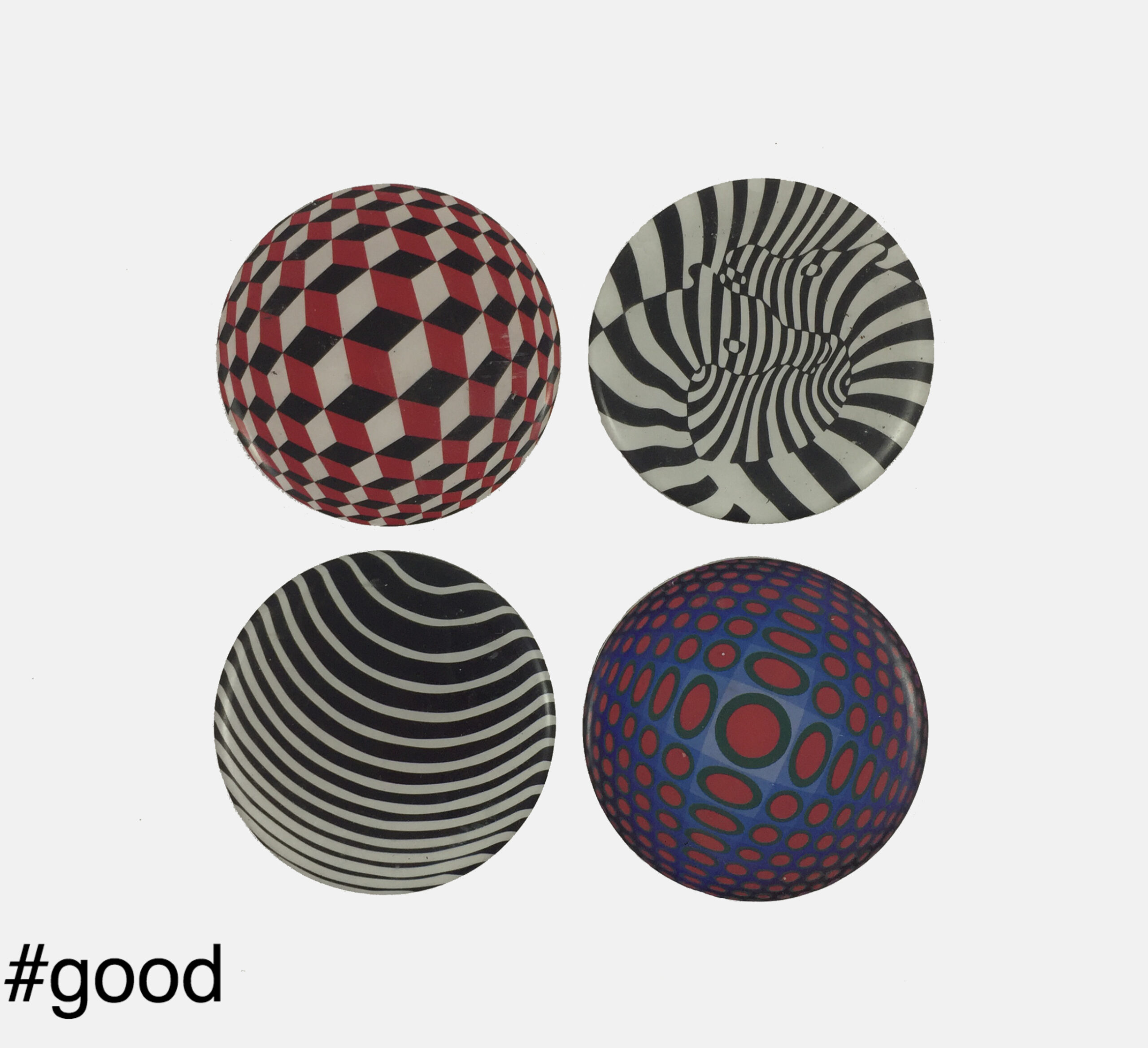 vasarely magnets