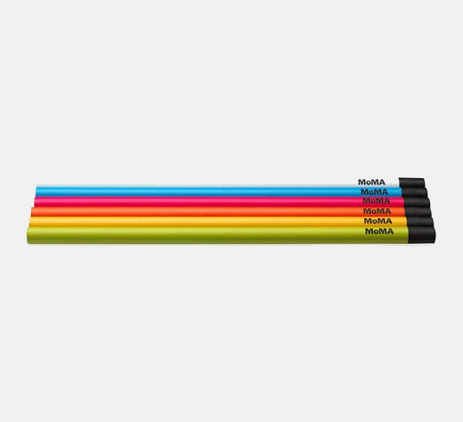 MoMA Color Pencil Set - by Eiichi Kato (rare)