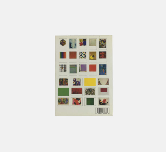 MoMA Modern Colors Postcards - 25 museum paintings