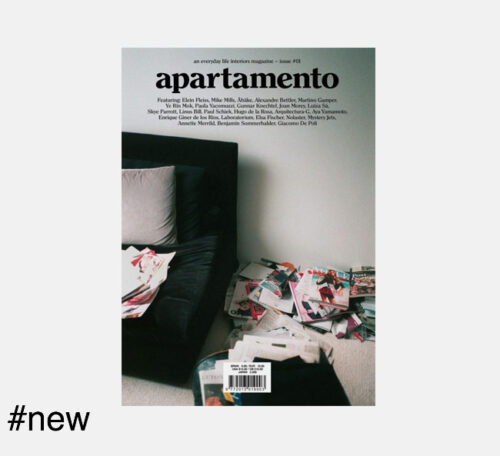 apartamento magazine issue 1