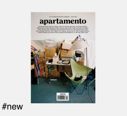 apartamento magazine issue 2