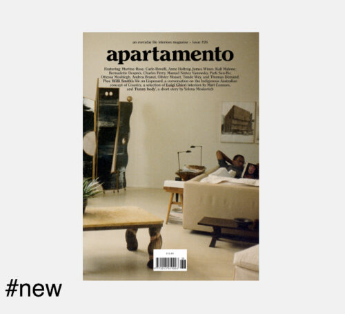apartamento magazine issue 26