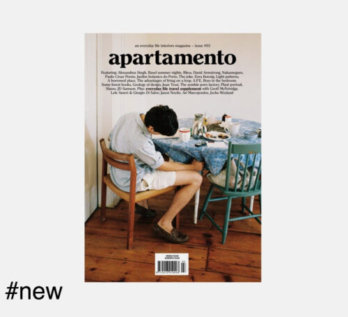 apartamento magazine issue 3