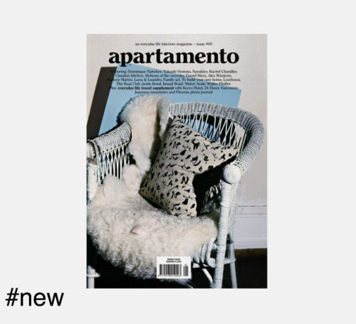 apartamento magazine issue 5