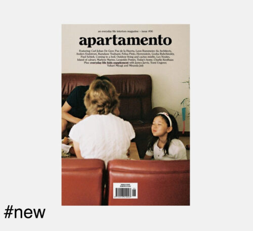 apartamento magazine issue 6