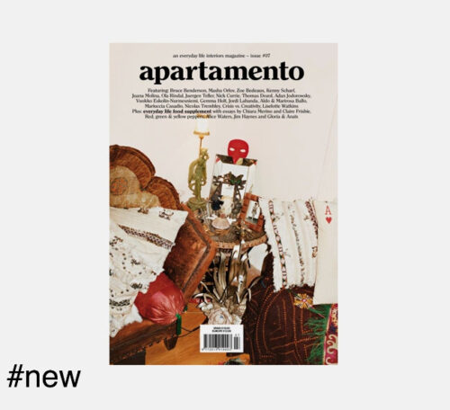 apartamento magazine issue 7